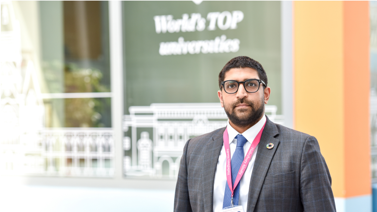 Mr. Darshak Pandya, Head of UK University Admissions